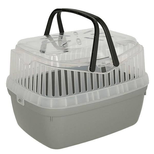 Transport Box Portobello 30x23xh23cmgrey / transparent